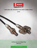 2018 DENSO Oxygen Sensor Catalog for Mexico