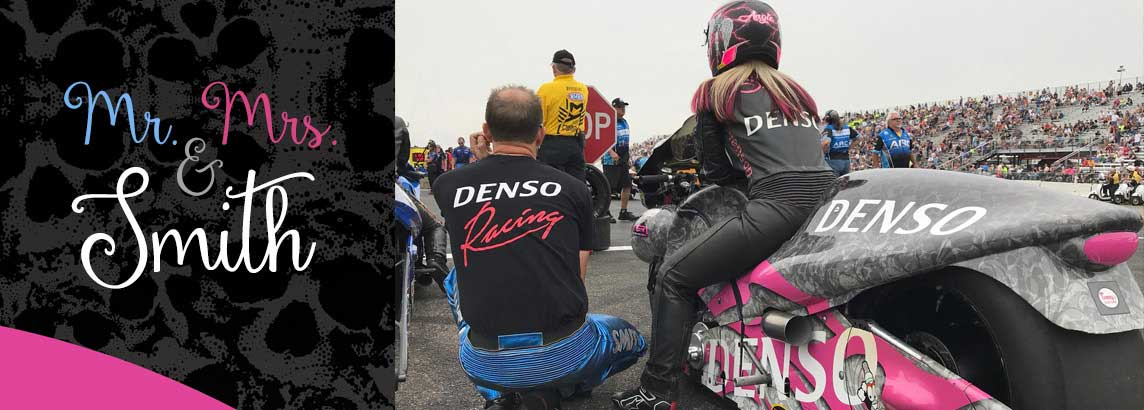 Mr  and Mrs  Smith – A DENSO Power Couple